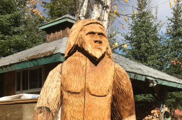 New carvings to be added to Pow Wow grounds